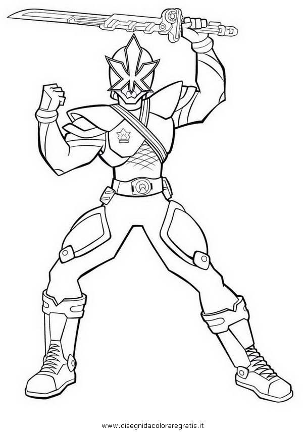 Power rangers samurai megazord coloring coloring pages for Power rangers samurai megazord coloring pages