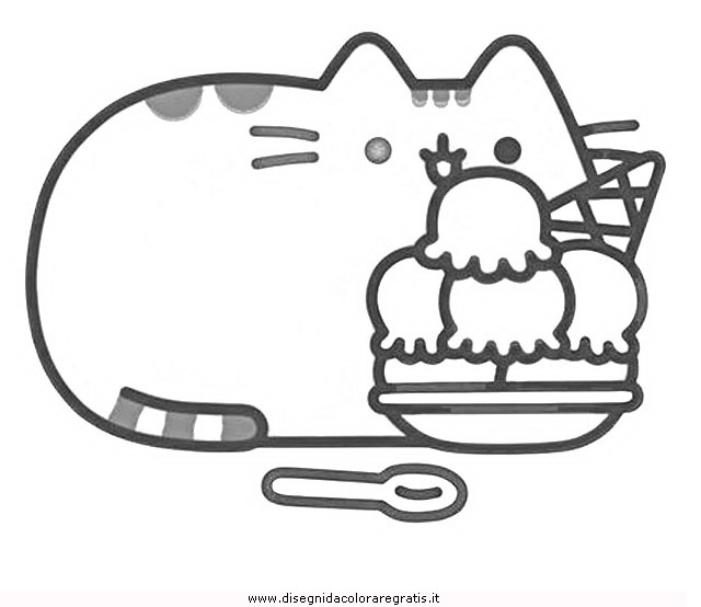 Pusheen Coloring Pages To Print Sketch Templates on Mothers Drawings Coloring