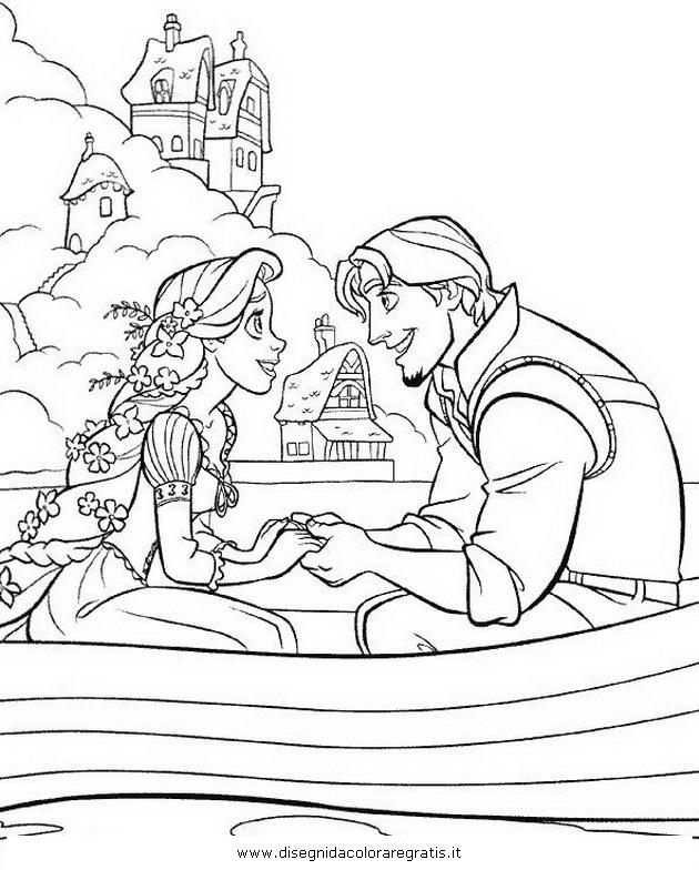 Disegno rapunzel intreccio torre 51 personaggio cartone for Disegni da colorare e stampare di rapunzel