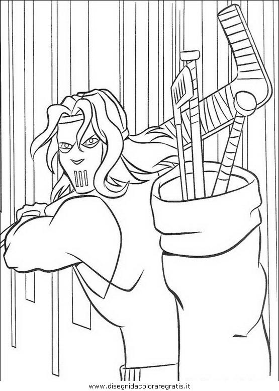 Disegno Tartarughe Ninja 25 Personaggio Cartone Animato Da Colorare