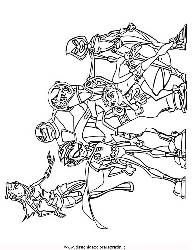 Disegno teen titans go personaggio cartone animato da