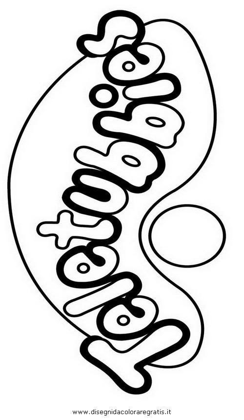 Disegno teletubbies logo personaggio cartone animato da