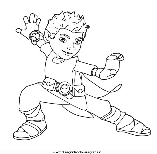 Coloring Pages Of Tree Fu Tom Tom Mosaic Coloring Pages