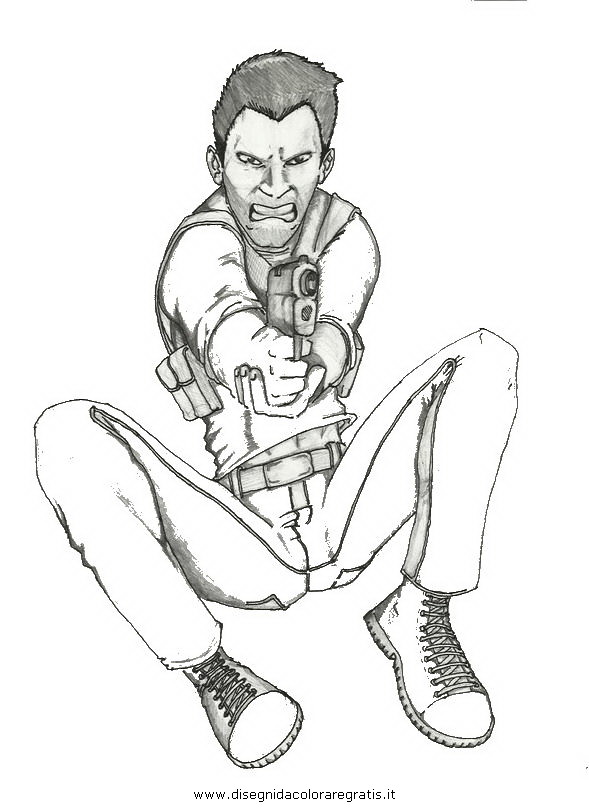 Free Uncharted 2 Coloring Pages Lil Wayne Coloring Pages