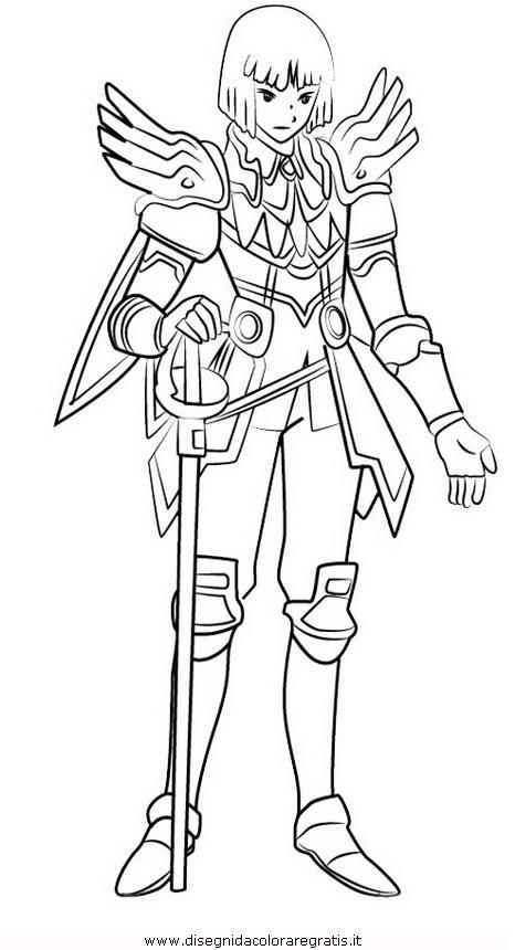 Disegno vanguard 2 personaggio cartone animato da colorare for Immagini da colorare supereroi