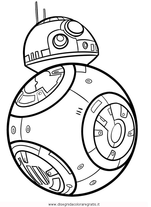Disegno Star Wars 11 Categoria Fantascienza Da Colorare
