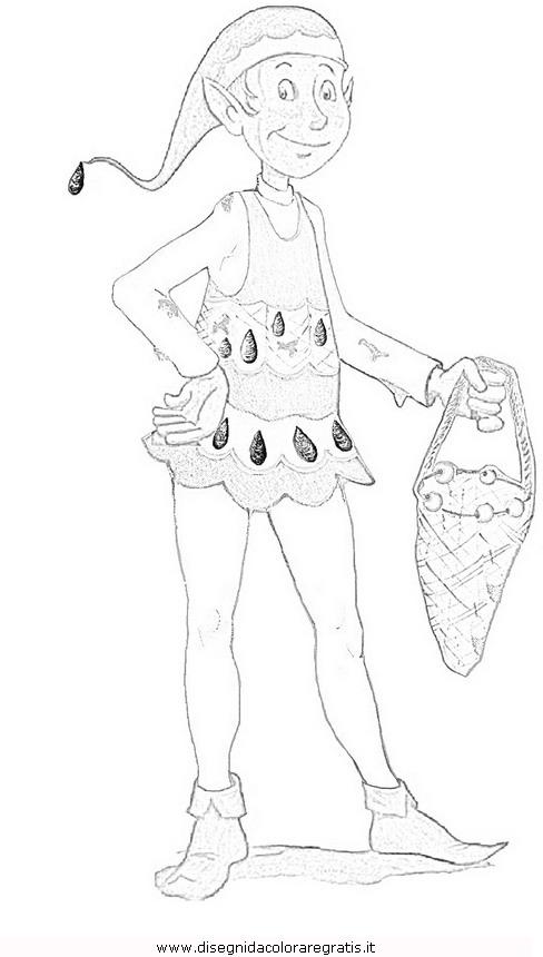 Disegno carnevale mosciolino categoria festivita da colorare for Immagini di clown da colorare