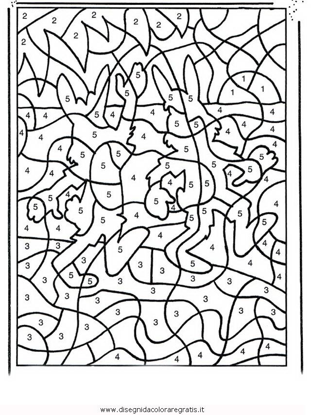 Disegno Colora Puntini 57 Categoria Giochi Da Colorare