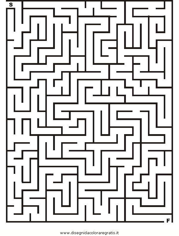Giochi labirinto gratis