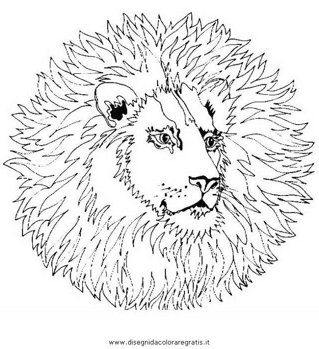 Disegno mandala animali 12 categoria giochi da colorare for Mandala da colorare con animali