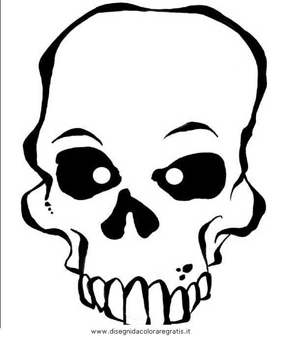 Disegni Da Colorare Di Halloween Teschi.Disegno Halloween Mostri 26 Categoria Halloween Da Colorare