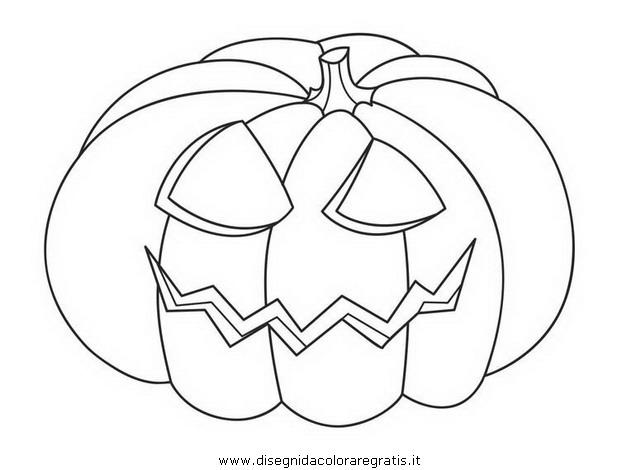 Disegno halloween zucche 20 categoria halloween da colorare - Disegni di zucche ...