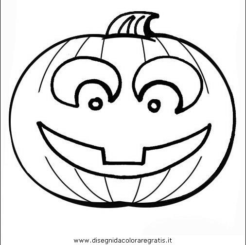 disegno halloweenzucche33 categoria halloween da colorare