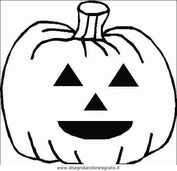 Disegno Halloween Zucche 82 Categoria Halloween Da Colorare