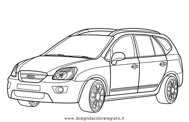 disegno volkswagen tiguan 2 categoria mezzi trasporto da