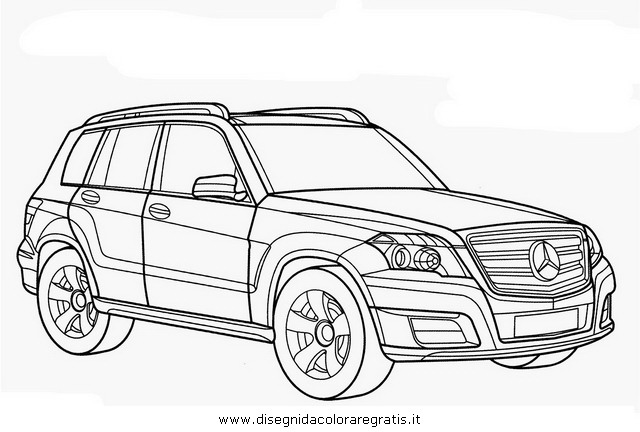 mercedes coloring pages coloring pages