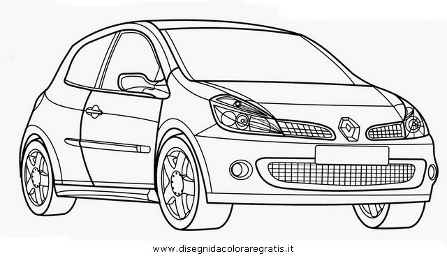 renault lego coloring pages - photo#4