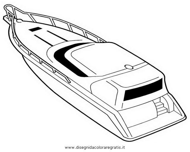 Free Coloring Pages Of Speed Boat Speed Boat Coloring Pages