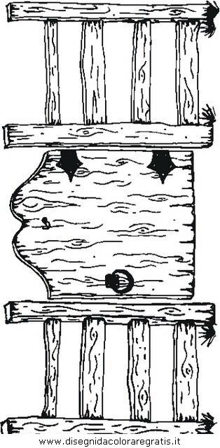 Disegno gate 3 misti da colorare