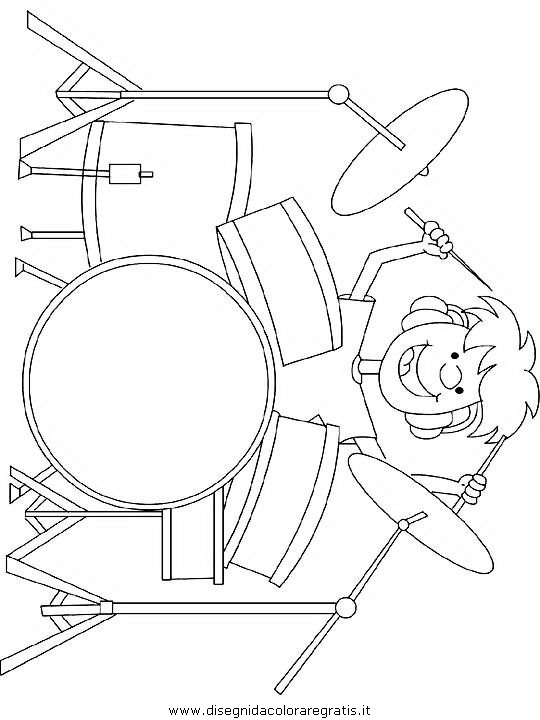 Lol Suprise Kleurplaat Disegno Batteria Tamburo 45 Misti Da Colorare