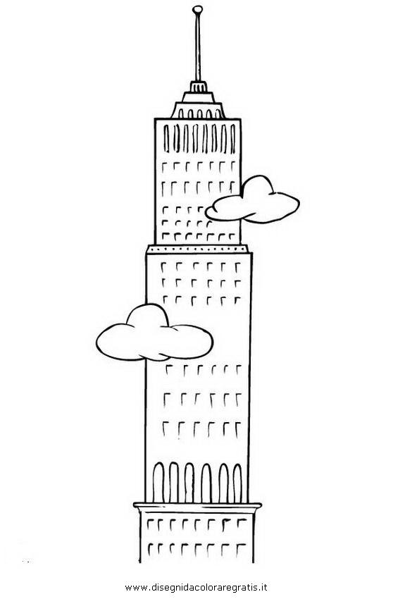 palazzi new york disegni  grattacieli di new york