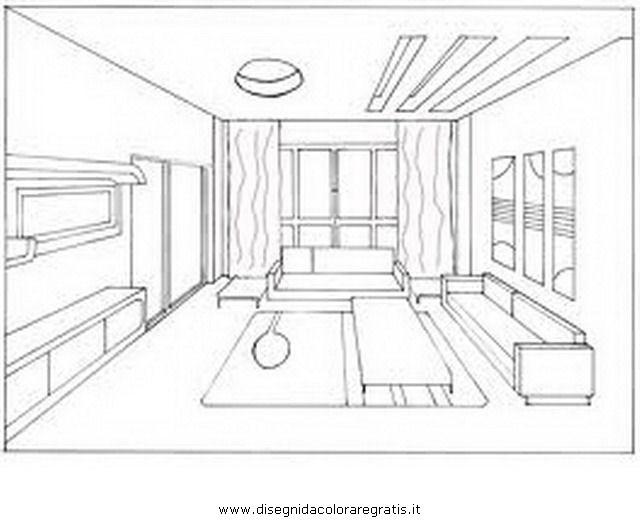 122 Disegnare Una Camera - disegnare una piantina di casa ...