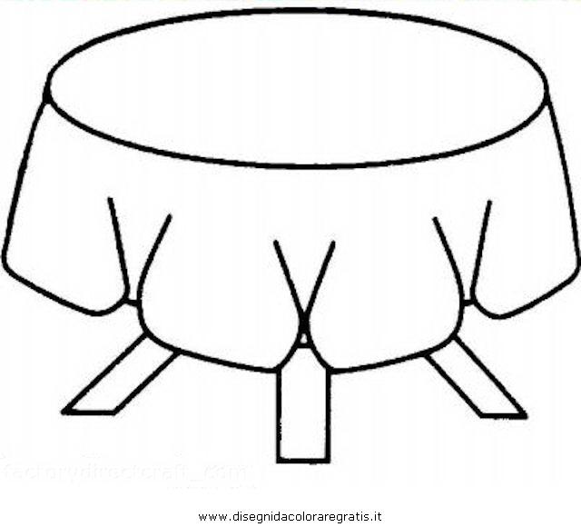 Disegno tavolo 21 misti da colorare - Tavolo da disegno con tecnigrafo ...
