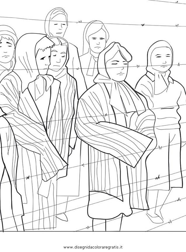 Disegno ebrei3 misti da colorare for Lepre immagini da stampare