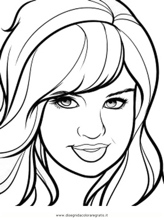 Debby Ryan Pages Coloring Pages