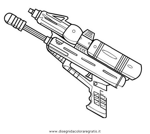 Coloring Pages Nerf Gun : Free coloring pages of nerf gun pictures