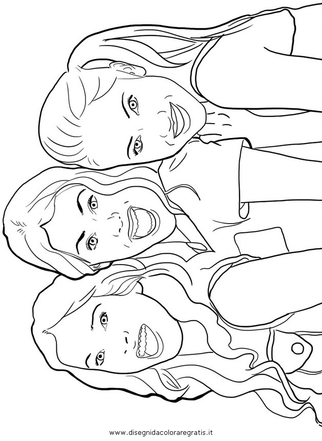 violetta coloring pages - photo#20
