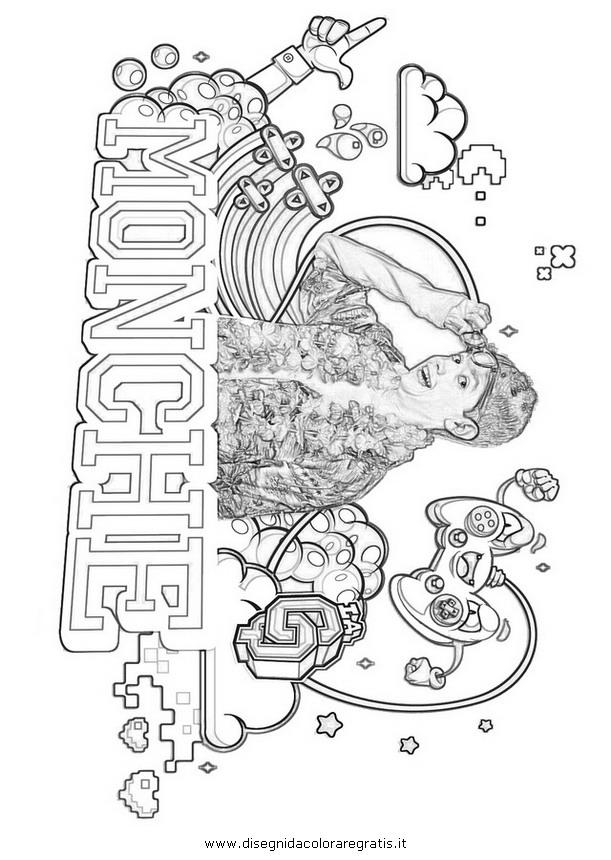 Dibujos Para Colorear De La Cq Imagui