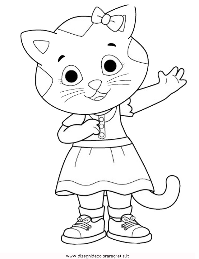 daniel tiger coloring pages printable - photo#16