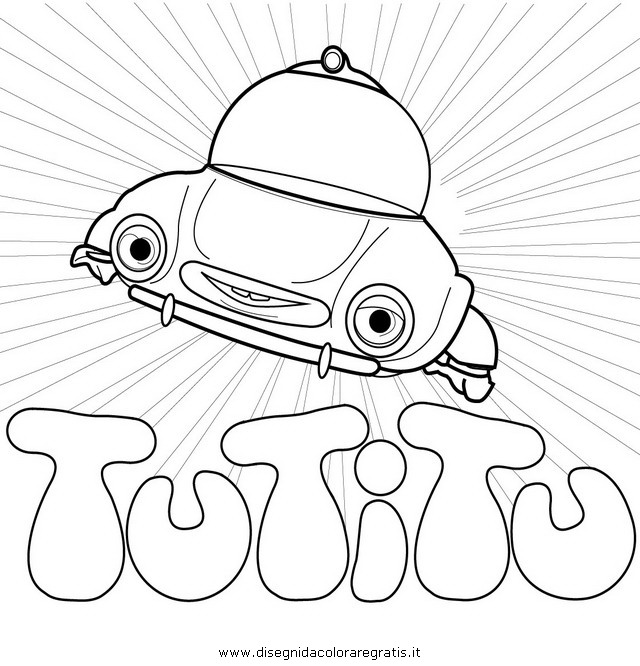 tutitu coloring pages for kids - photo#10