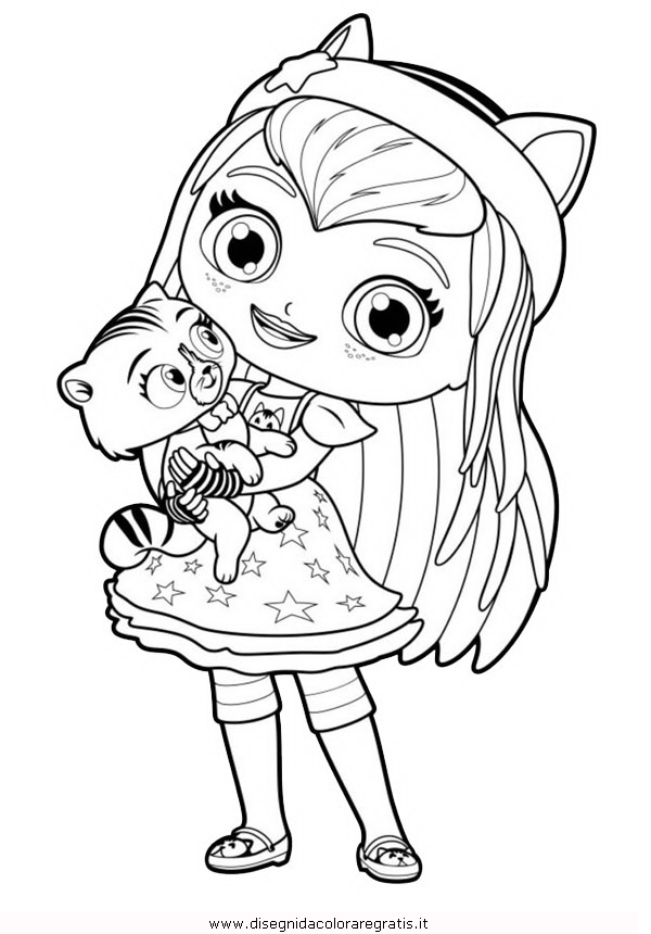 little charmers coloring pages printable - photo#6