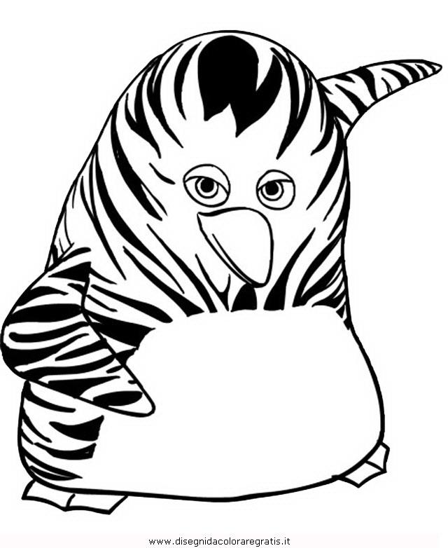 Disegno vita da giungla maurice personaggio cartone