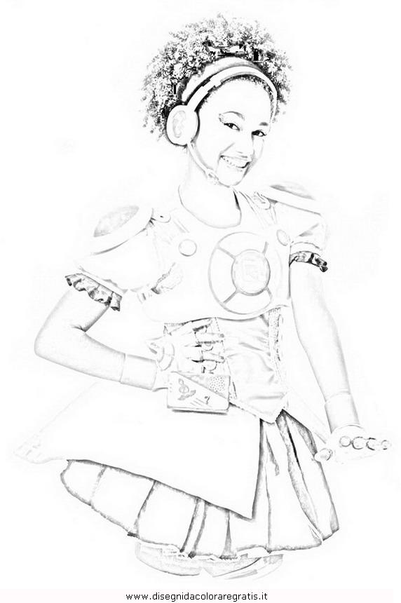 Disegno miracle tunes jasmine misti da colorare for Disegni miraculous da colorare
