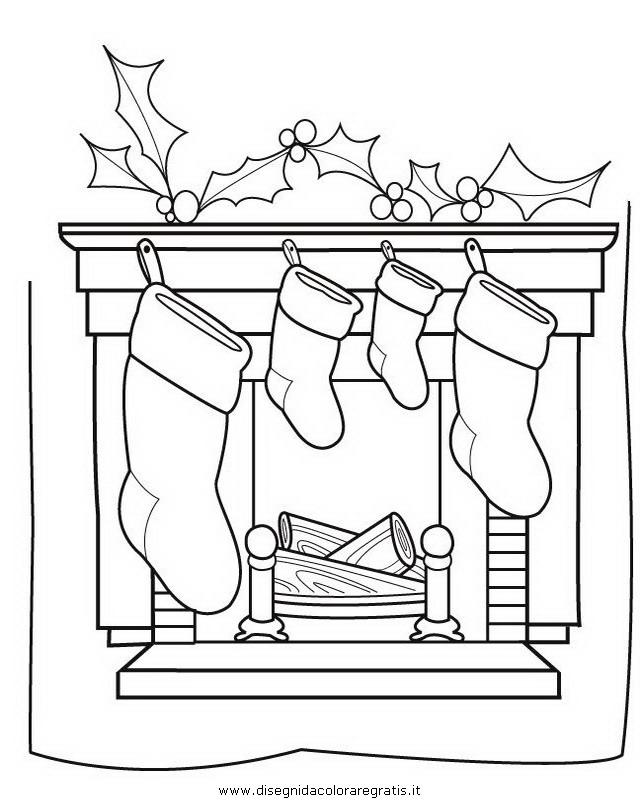 Disegno calza befana 23 categoria natale da colorare for Calza della befana da colorare