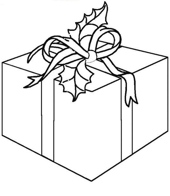 Disegno regali regalo 17 categoria natale da colorare for Sito regali gratis