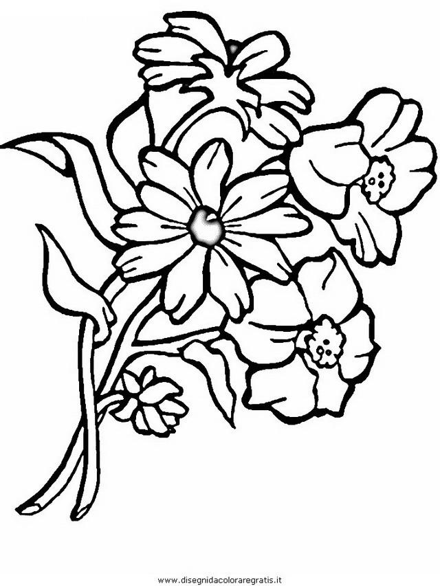 Disegno Fiorefiori175 Categoria Natura Da Colorare