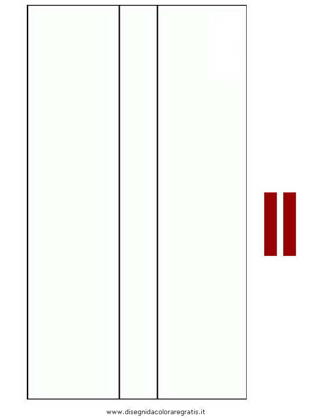 Disegno Bandiera Lettonia Categoria Nazioni Da Colorare