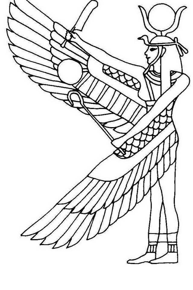 Cartina Dell Antico Egitto Da Colorare.Disegno Egitto Egiziani 12 Categoria Nazioni Da Colorare