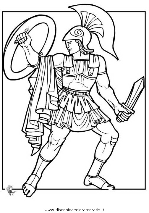 alexander the great coloring pages - photo#3