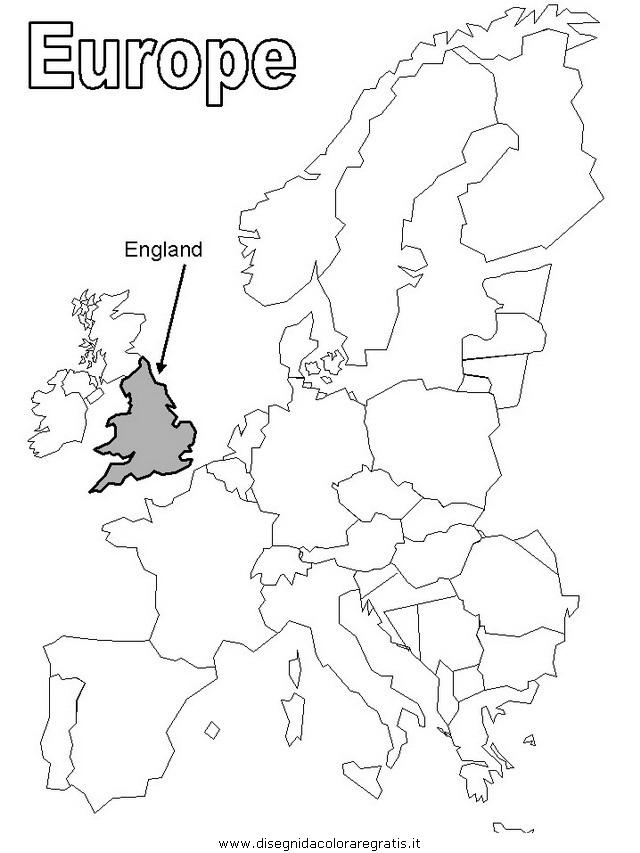 Disegno inghilterra 16 categoria nazioni da colorare for Unito lettere