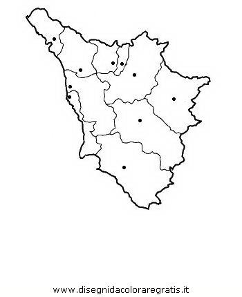 Cartina Toscana Da Stampare.Disegno Toscana Categoria Nazioni Da Colorare