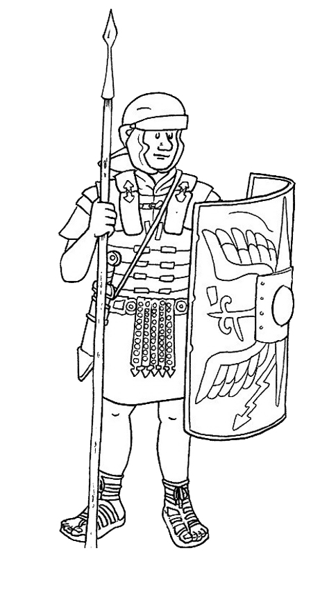 Disegni Da Colorare Storia.Disegno Antica Roma 13 Categoria Nazioni Da Colorare