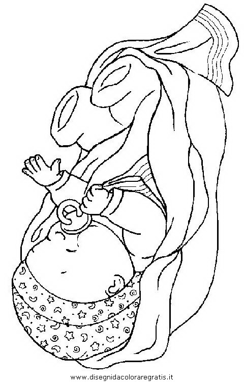 Disegno neonato bambini 19 categoria persone da colorare - Immagini di aquiloni per colorare ...
