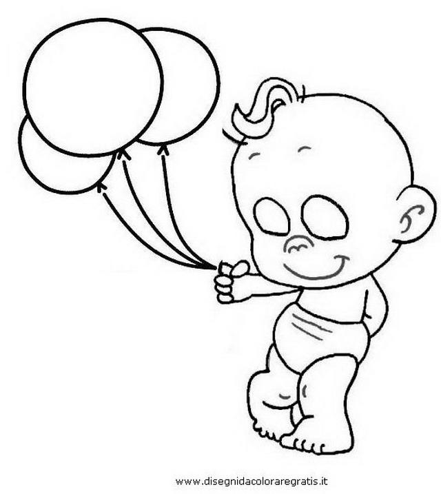 Disegno Neonato Neonati 62 Categoria Persone Da Colorare