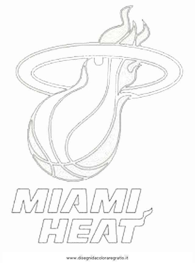 Disegno basket nba 03 categoria sport da colorare for Disegni sport da colorare