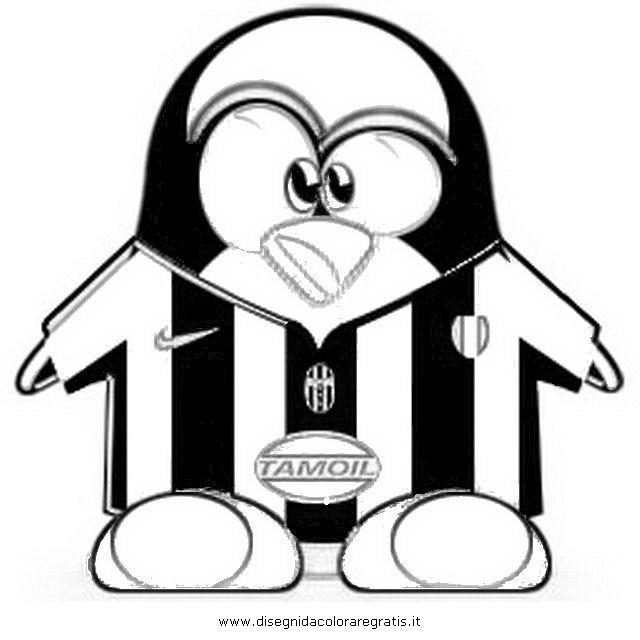 Disegno Juventus 4 Categoria Sport Da Colorare